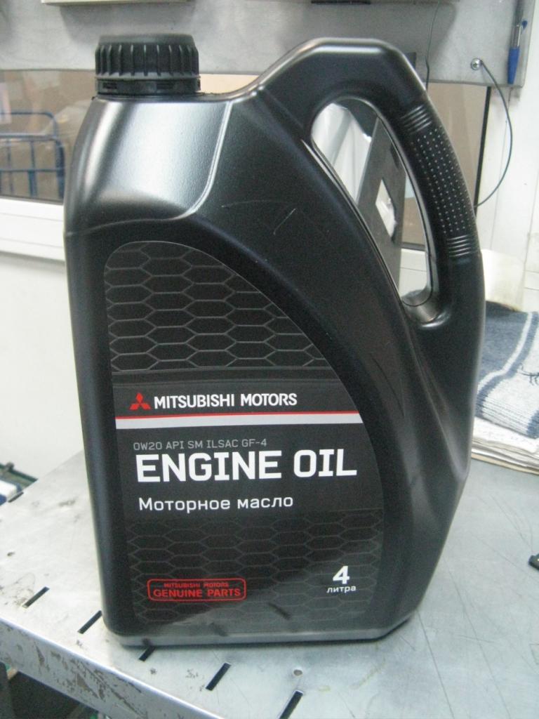 Замена масла в двигателе мицубиси лансер 10 своими руками