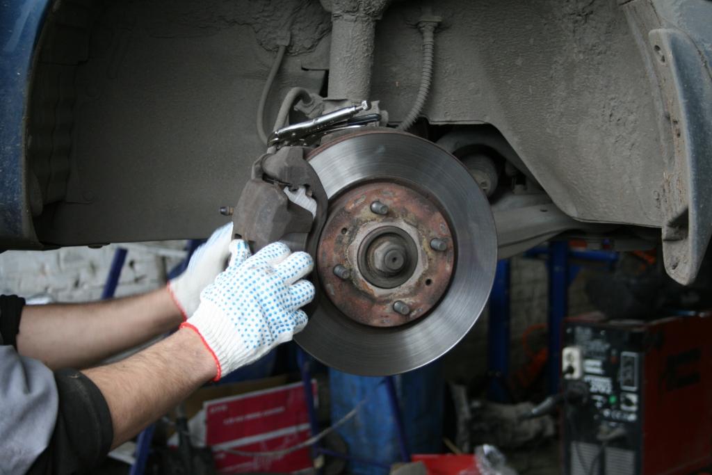 Ремонт суппорта автомобиля своими руками